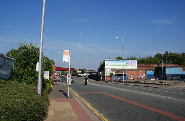 Ashton Old Road, Ardwick