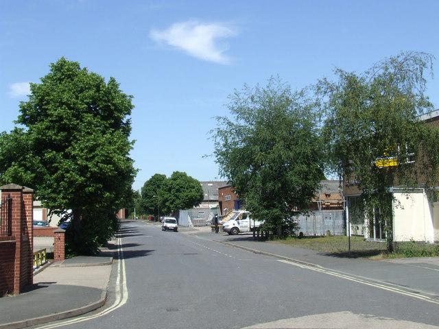 John Street, Derby