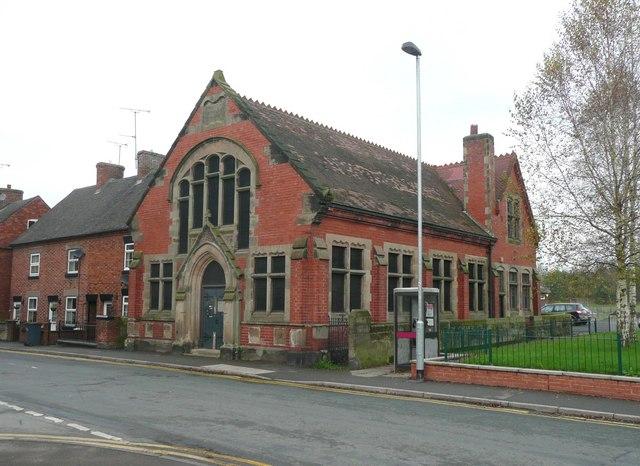Primitive Methodist Chapel, Rocester