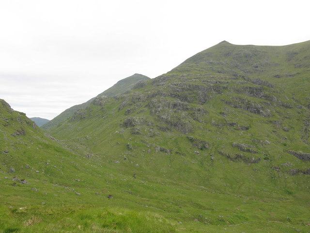 Lower Slopes of Cruach Ardrain