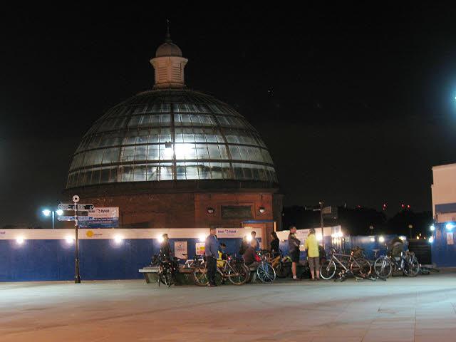 Night Riders in Greenwich