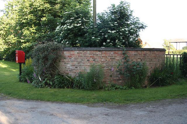 Low Marnham pinfold