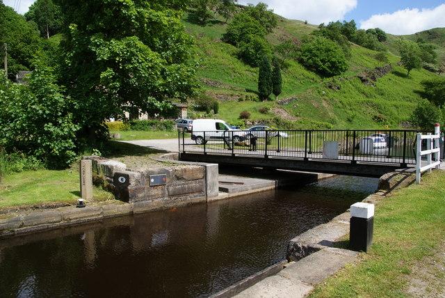The Lancashire & Yorkshire boundary
