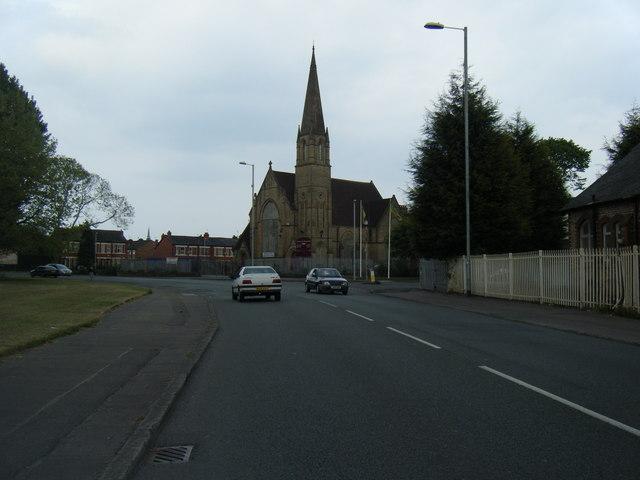 Moss Lane East