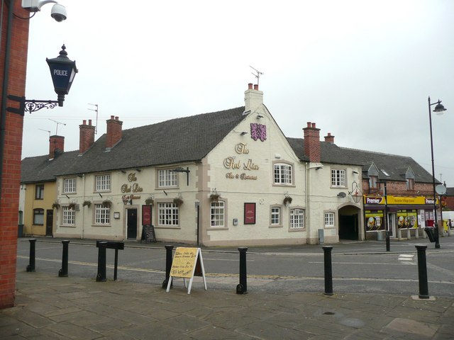 The Red Lion, Rocester