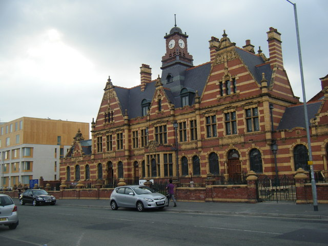 Victoria Baths, Hathersage Road