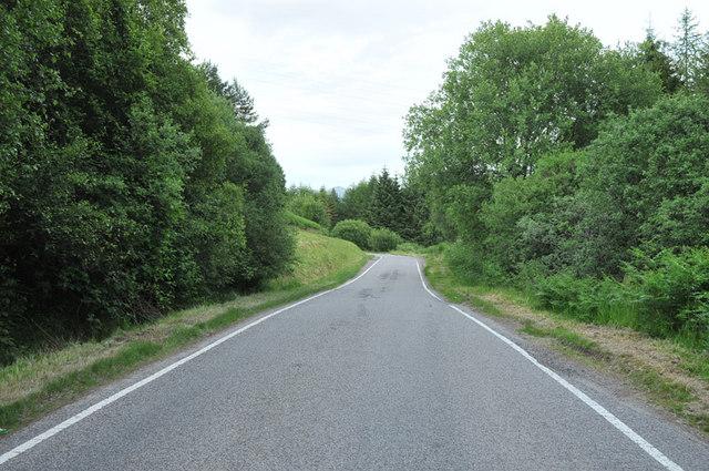 B845 near Kilchrenan