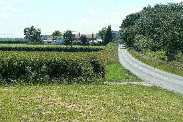 Wysall Road