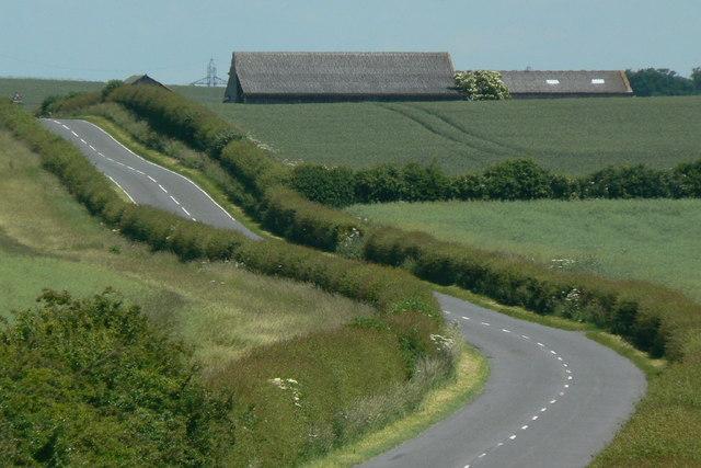 Barns near Keyworth