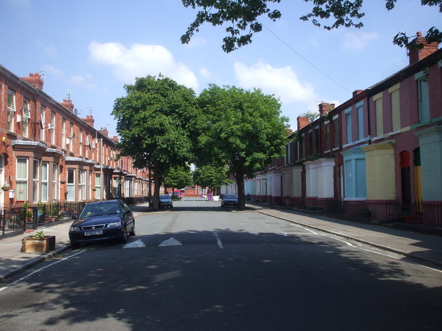 Beaconsfield St, Liverpool