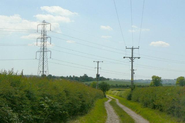 Mill Lane, Bradmore