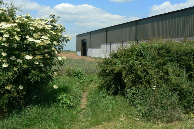Bridleway at Barn Farm