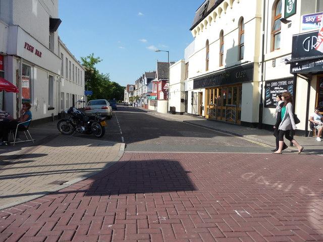 Paignton : Garfield Road
