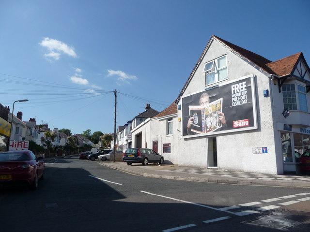 Paignton : Cedar Road