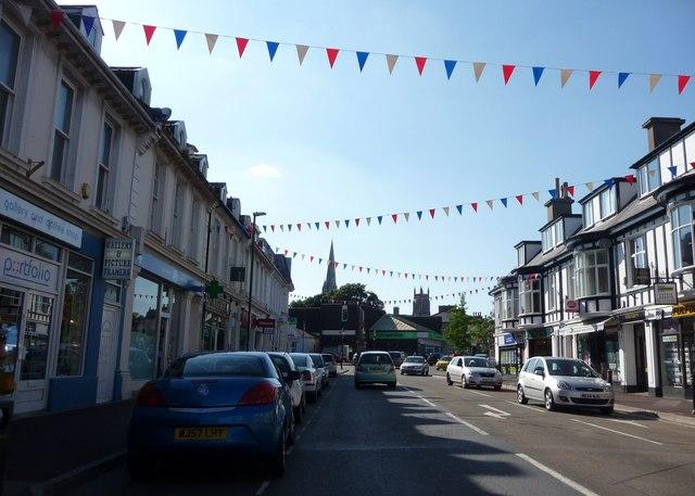 Babbacombe : Fore Street