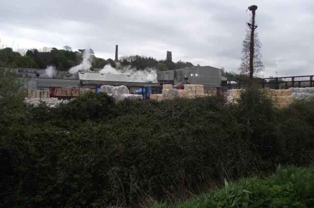 Wansborough Papermill