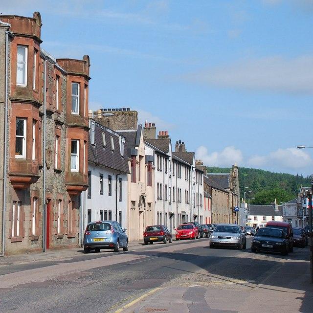 Lochnell Street