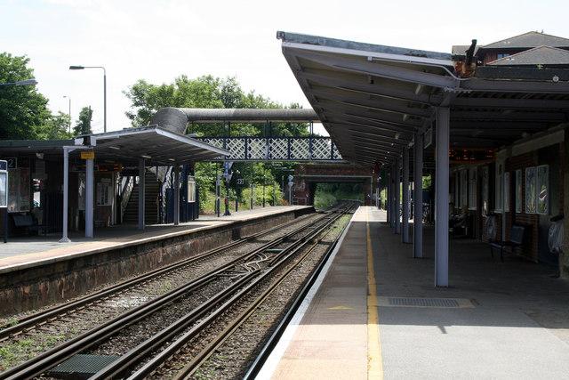 West Wickham Station
