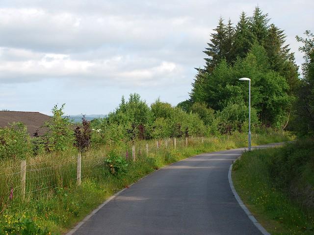 Old Kilmory Road