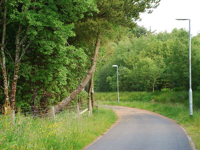 Old Kilmory Road