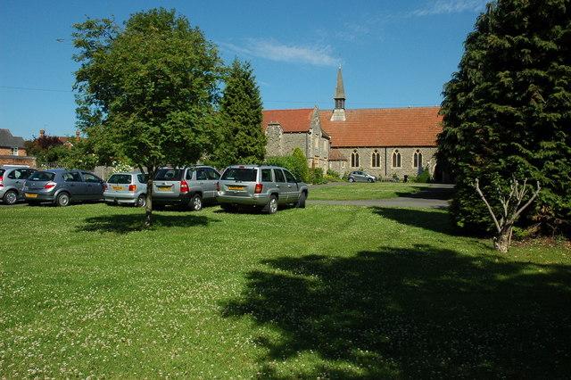 Church in Alcester