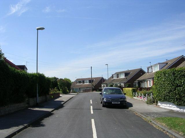 Kenilworth Avenue - Harthill Parade
