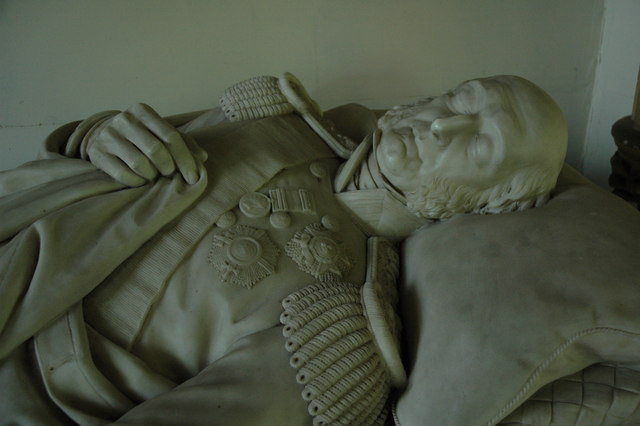 Memorial to Sir George Francis Seymour