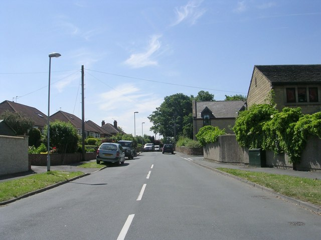 College Road - Town Street