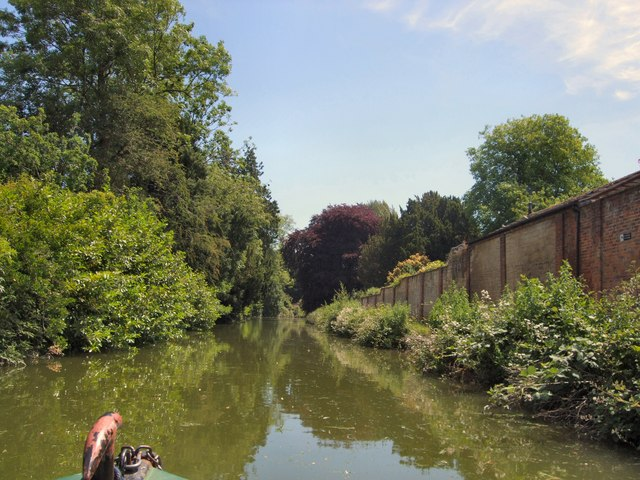 Kennet & Avon Canal at Hungerford