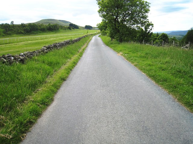 Road to Penhill Farm