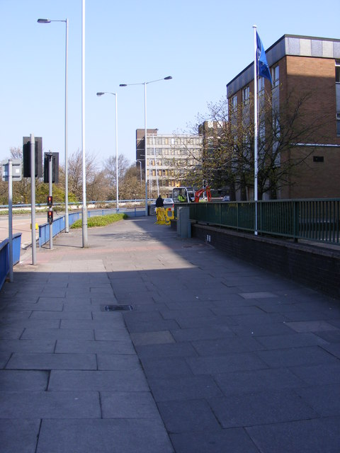 Ring Road Pavement