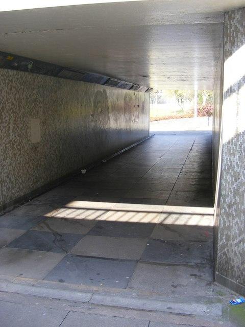 Chapel Ash Underpass