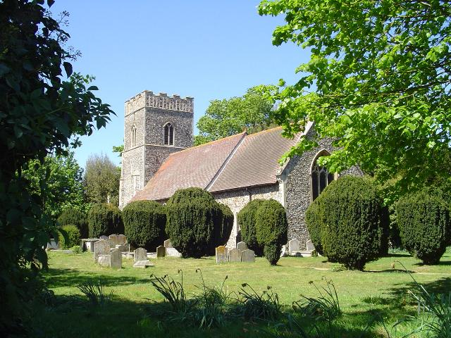 Bentley St Mary's church (Suffolk)