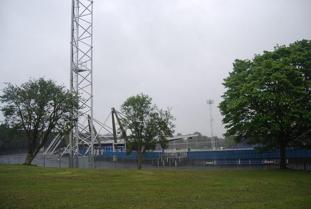 Crystal Palace Track
