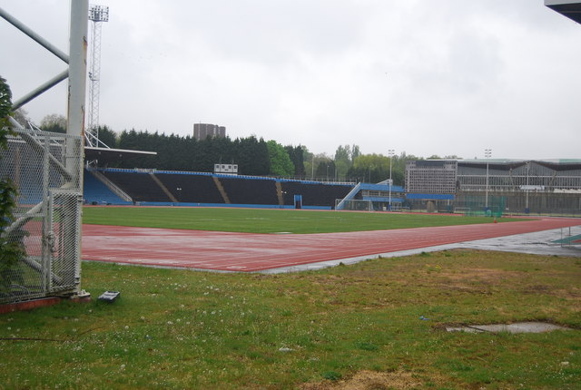 Crystal Palace Athletic Track