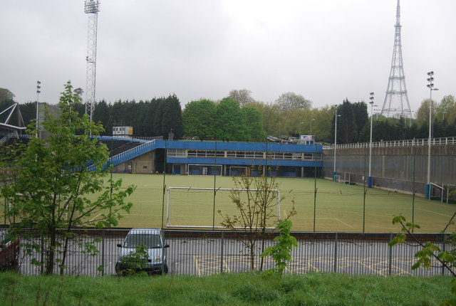 All Weather pitches, Crystal Palace