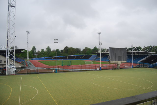 All weather pitch and Athletics Track, Crystal Palace