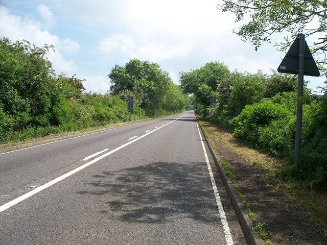 Main Road A3400