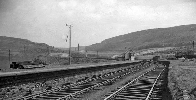 Bryn (Glamorgan) Station (remains)