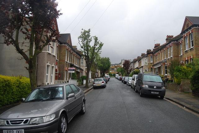 Pleydell Avenue