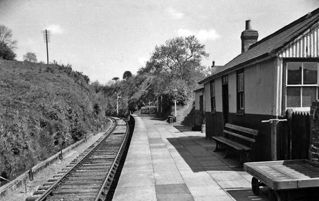 Bryn Teify Station