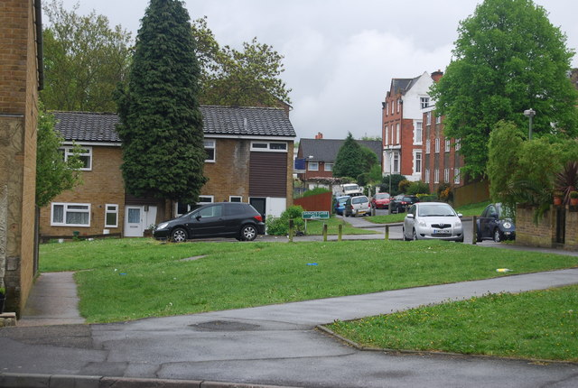Dargate Close and Palace Square