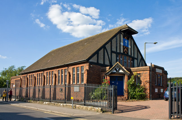 West Hendon Baptist Church