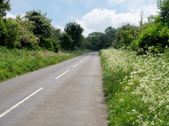 Road to Little Rollright