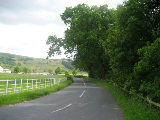 Road to Whitewell