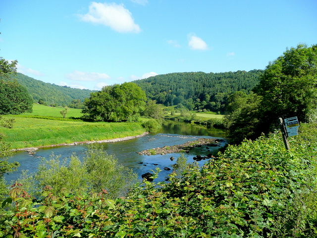 The Glorious Wye Valley!