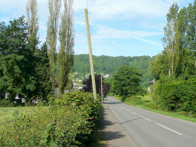 A466 Wye Valley Road