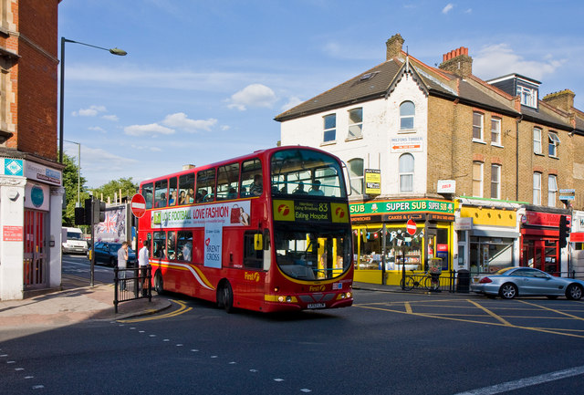 Station Road - West Hendon Broadway