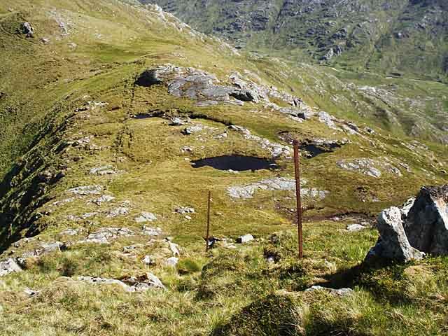 SE ridge of Sgurr nan Eugallt