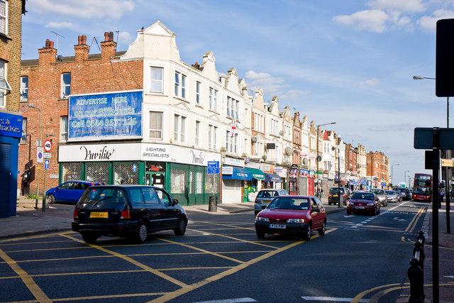 West Hendon Broadway